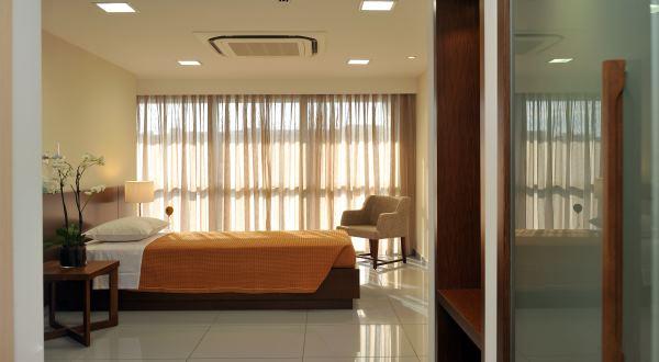 Newlife IVF recovery room