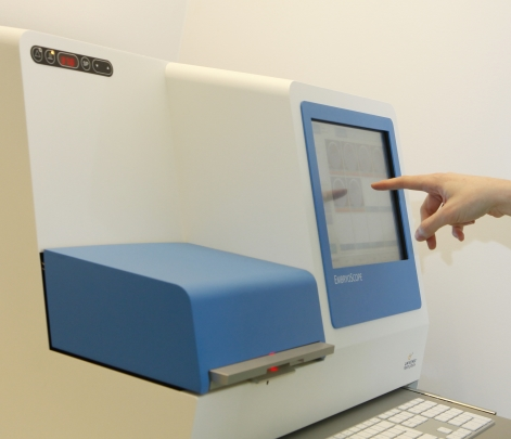 Embryoscope embryo monitoring