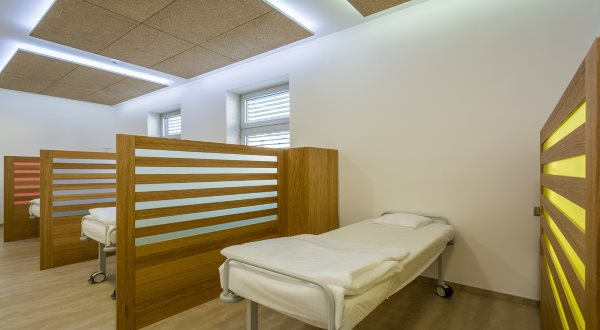 Gynem IVF clinic recovery rooms