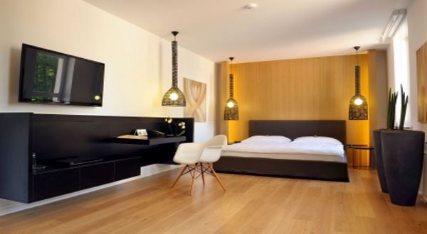 Hotel room at IVF Zlin