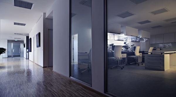 IVF Cube laboratory