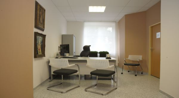 consulting room IVF ZLIN