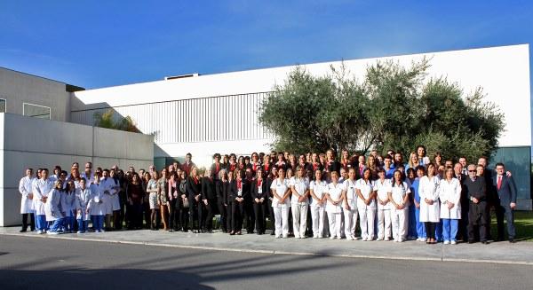 Instituto Bernabeu staff 2016