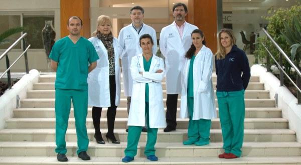 High Care Fertility Center staff