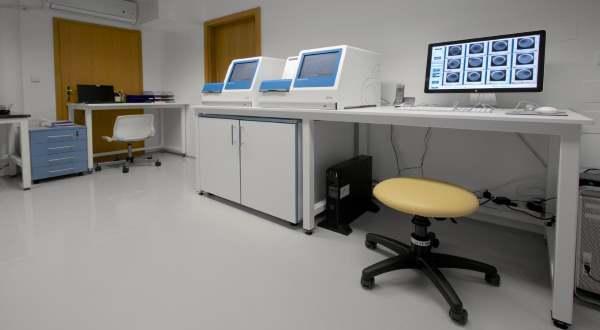 Europe IVF International lab