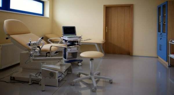 Europe IVF International treatment room
