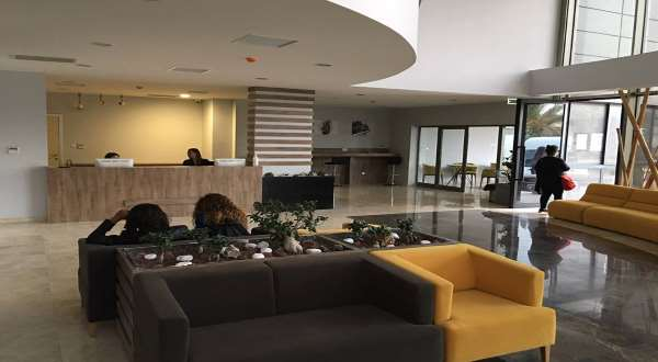 north cyprus IVF centre reception