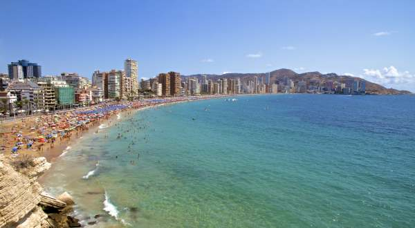 Benidorm for fertility treatment