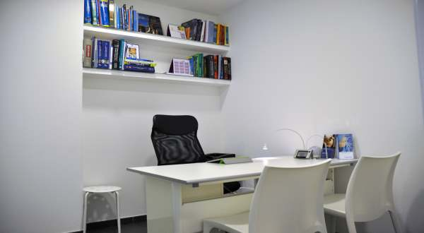 procrear ivf spain consulting room