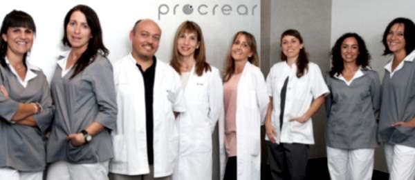procrear ivf staff