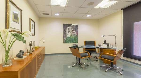 Gutenberg IVF consultation room