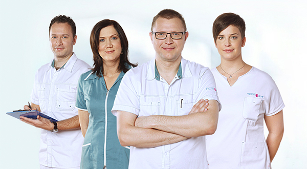 Reprofit IVF staff