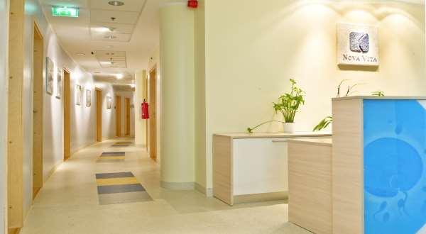 Nova Vita IVF estonia corridor