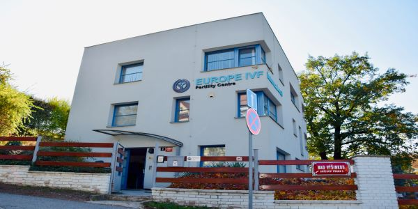 Europe IVF International clinic building