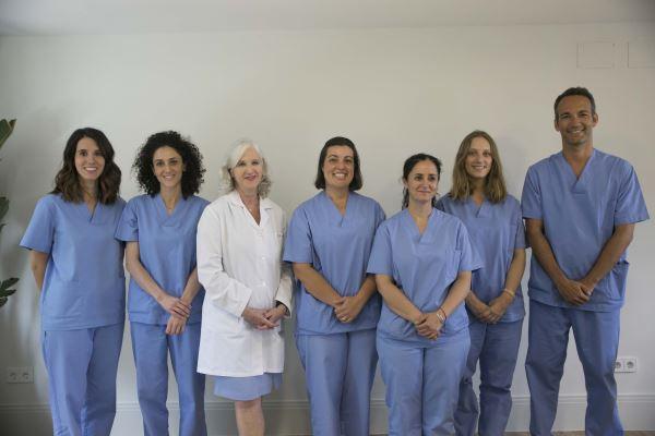 clinica tambre staff