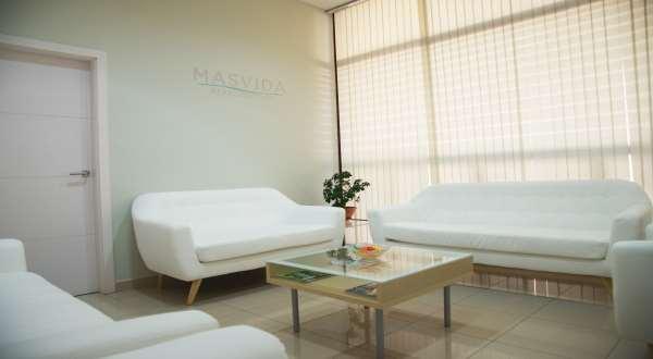 masvida ivf waiting room