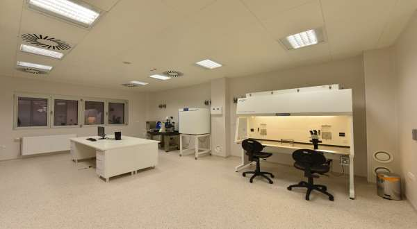 Ferona IVF laboratory