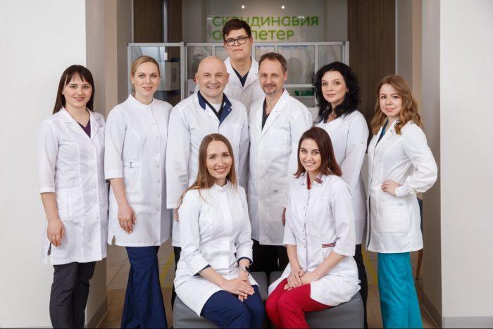 Fertility Specialists at Scandinavia AVA Peter