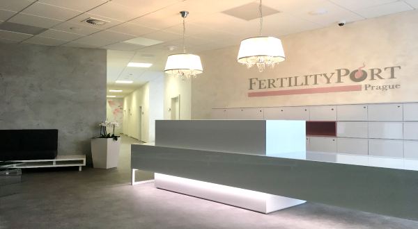 fertilityport IVF reception