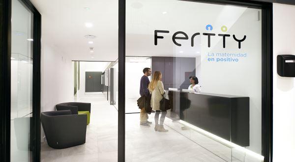 fertty ivf reception