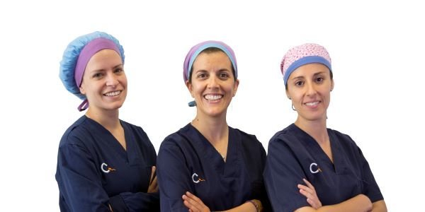 CREA embryologists