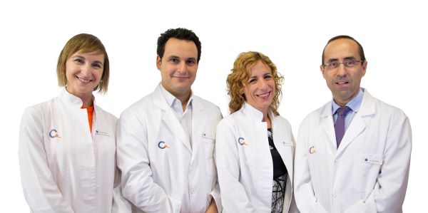 Fertility doctors from CREA