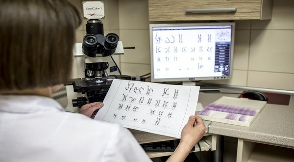 klinika bocian ivf lab