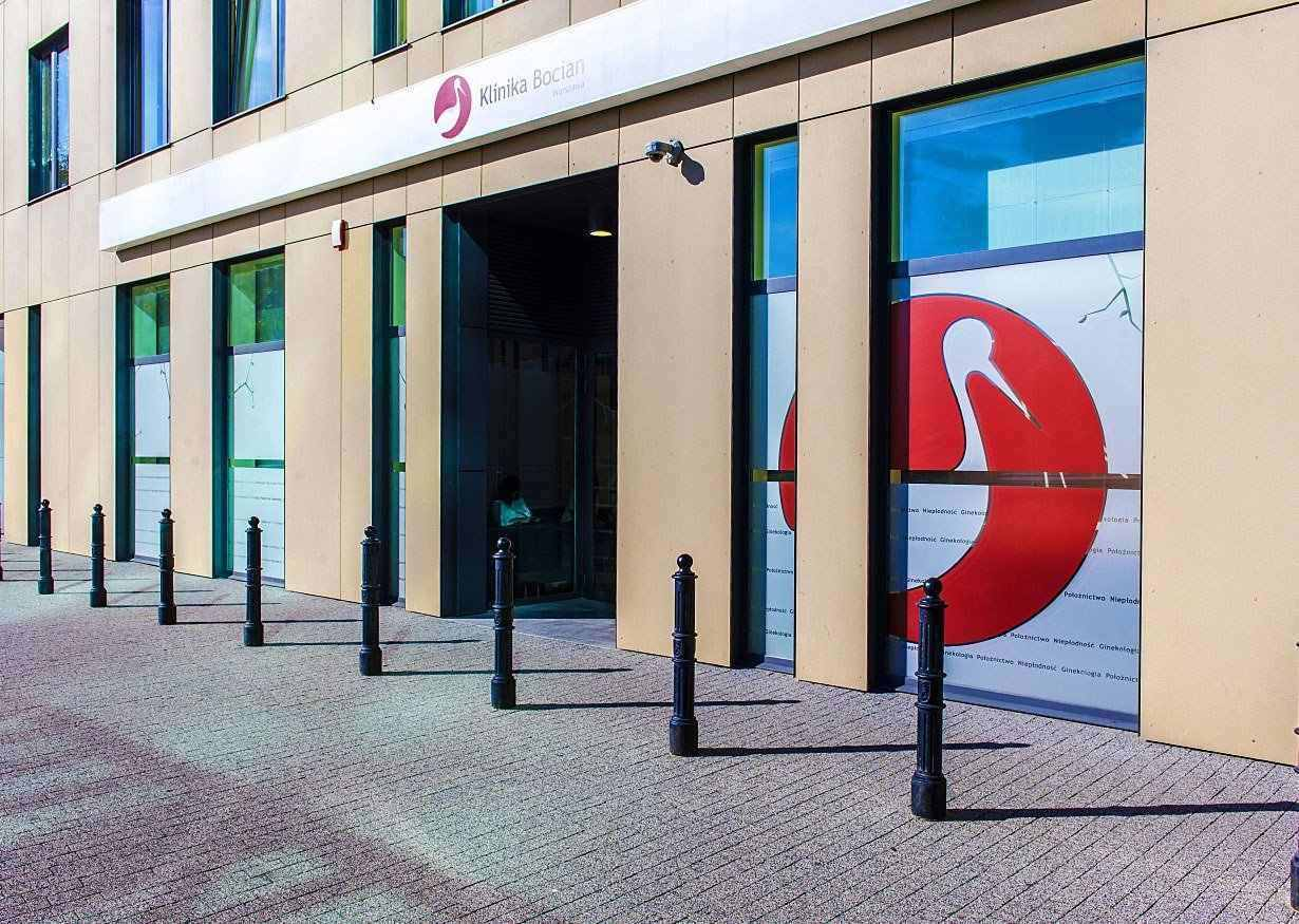 IVF clinic Klinika Bocian Poland