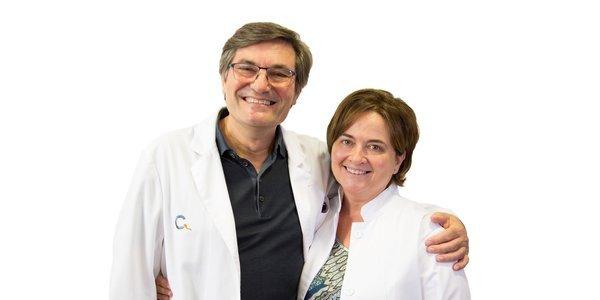 Directors of CREA IVF Valencia