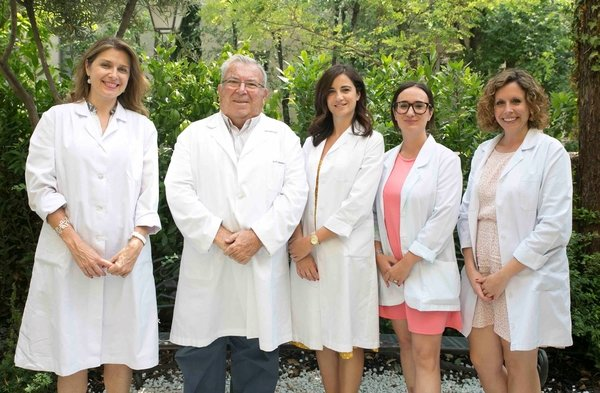 clinica tambre medical team