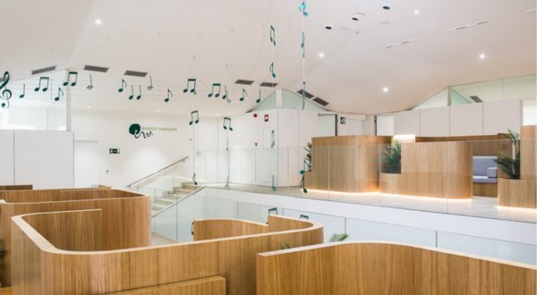 Institut Marques IVF clinic