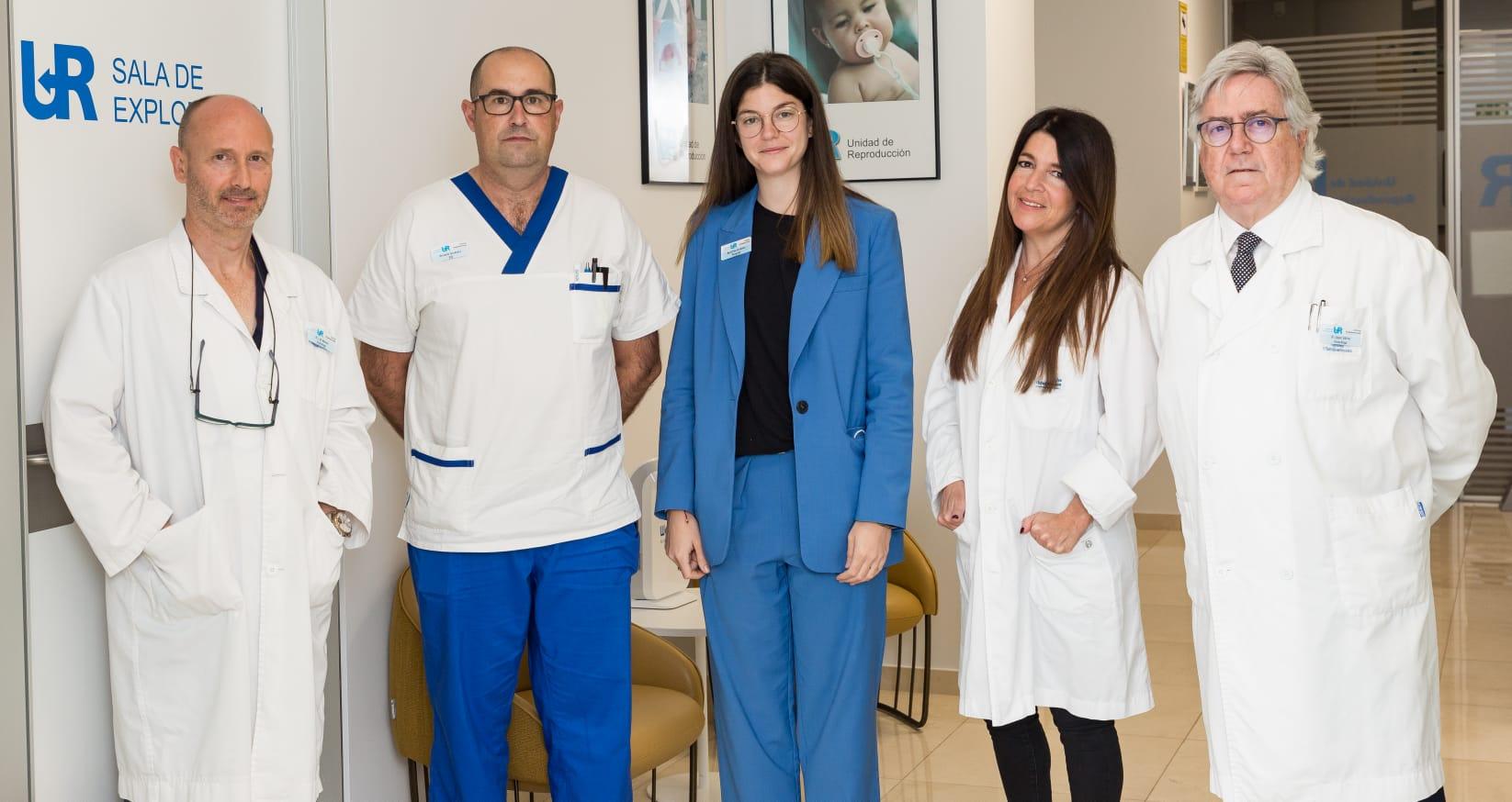 Clinic staff at PreGen-Vistahermosa