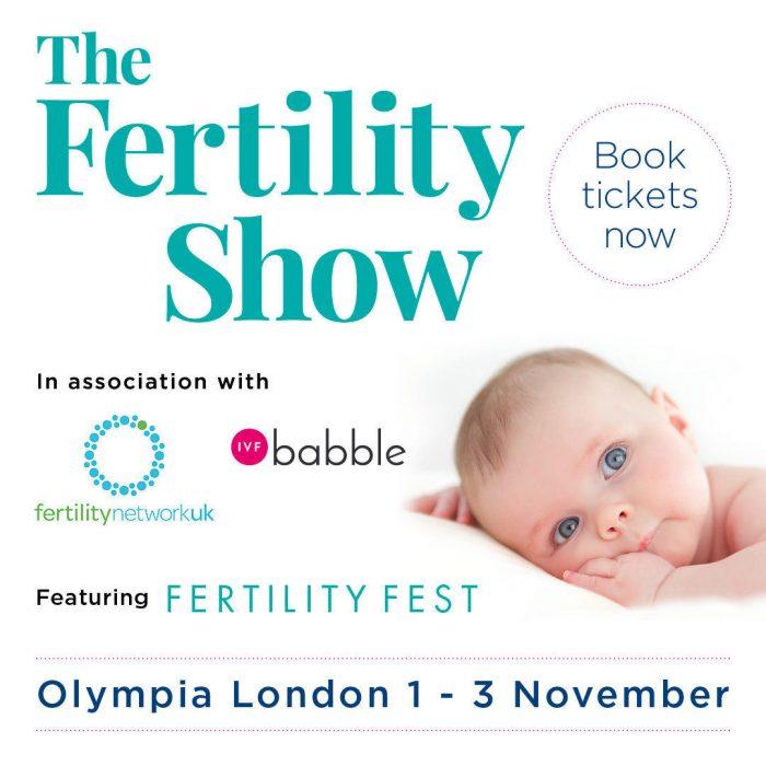 The Fertility Show in London 2019