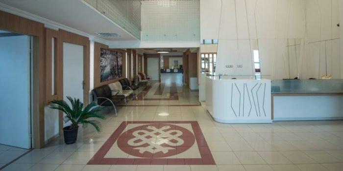 Reception at Gynolife IVF Center