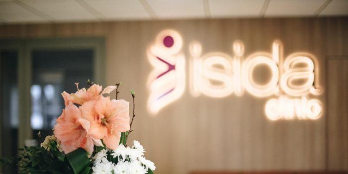ISIDA clinic reception