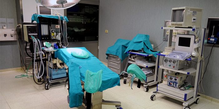 SISMER operating theatre