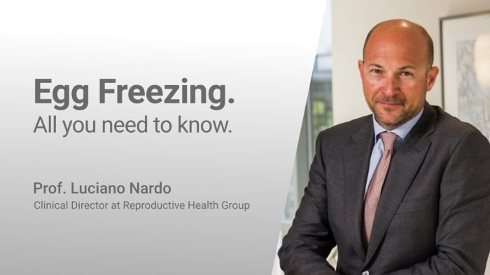 All you need to know about egg freezing - interview with Prof. Nardo