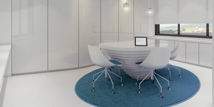 Consulting room at Embryoclinic