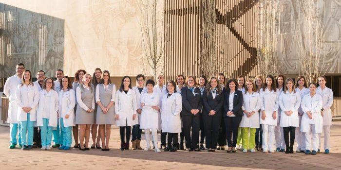 Medical Team at Ferticentro