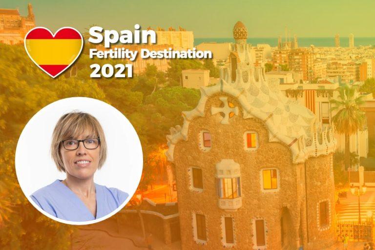 Spain as a fertility destination