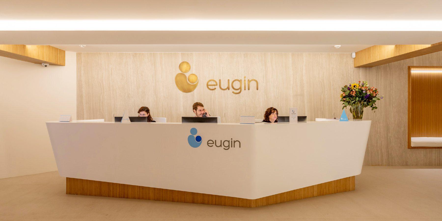 Eugin reception