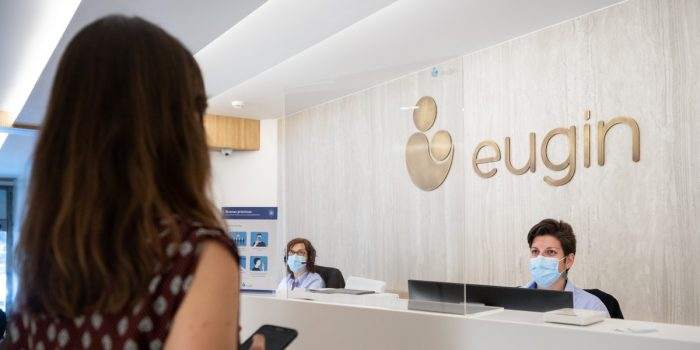 Patient experience at Eugin