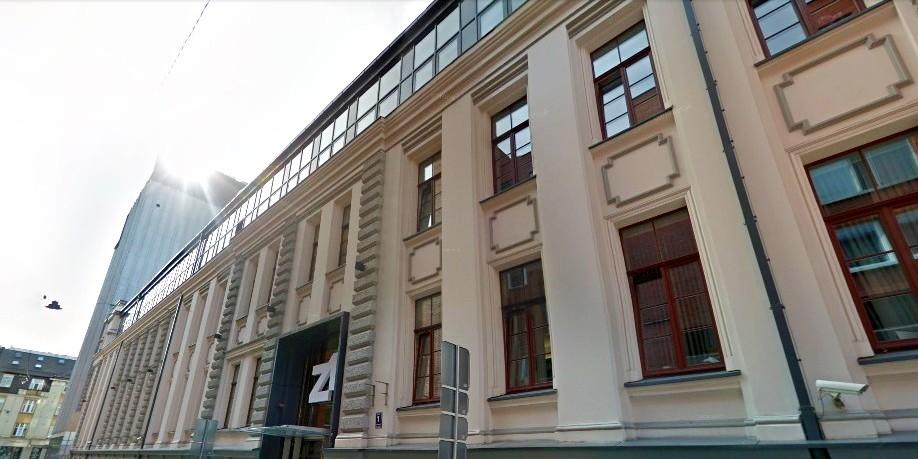 IVF RIga building