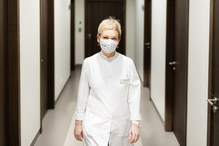Dr. Fodina from IVF Riga
